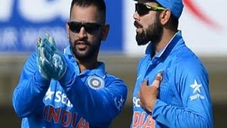 Dhoni is the most intelligent cricketer around: Virat Kohli