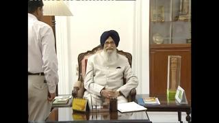 पंजाब के पूर्व मुख्य मंत्री सुरजीत सिंह बरनाला का देहांत