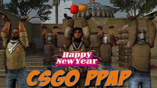 PPAP CS:GO VERSION - New Year Special!!!