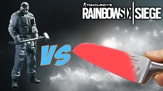 1000 Degree Knife Vs Sledgehammer - Rainbow 6 Siege LOL Moments