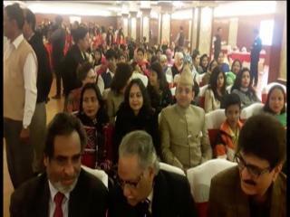 दीक्षांत समारोह में राज्यपाल ने छात्रों को किया पुरस्कृत