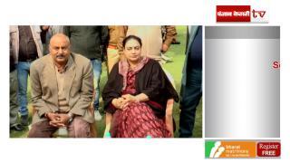 बीजेपी में शामिल हुए राजा महेंद्र और पत्नी पक्षालिका सिंह