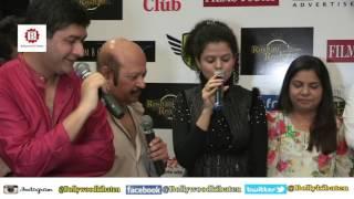 Rajesh Roshan & Palak Muchhal At Roshan Se Roshan Tak Music Concert Announcement