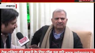 Special Interview with Samajwadi Party UP's chief Naresh Uttam