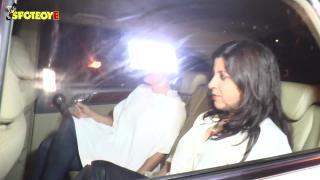 Katrina Kaif, Parineeti Chopra Attends Sidharth Malhotra's Birthday Bash | SpotboyE