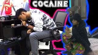 COCAINE PRANK (BackFires) Pranks in India 2017 ANB Team