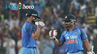 India beat England by three wickets in first ODI