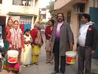 यमुना में अमोनिया की मात्रा बढ़ी, दिल्ली में फिर हुई पानी की किल्लत