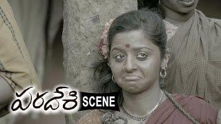 Villagers Insults Atharva In Riythvika Wedding - Emotional Scene - Paradesi Movie Scenes