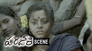 Vedhika Falls In Love With Atharva - Love Scene - Paradesi Movie Scenes