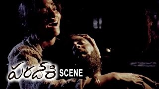 Atharva Tries To Escape From Tea Estate And Caught - Dhansika Emotional - Paradesi Movie Scenes