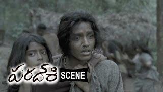Riythvika And Many Workers Dies With Dangerous Disease - Emotional Scene - Paradesi Movie Scenes