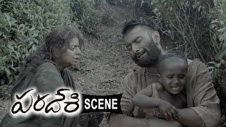 Vedhika Meets Atharva At Tea Estate - Climax Emotional Scene - Paradesi Movie Scenes