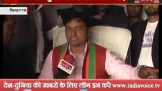 india voice sitarganj correspondent talk with bjp leader prem singh rana