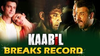 Why Hrithik's KAABIL Will Break Record At Box Office - REVEALED