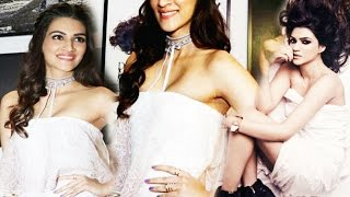 Kriti Sanon Slim Body Exposed Too Hot