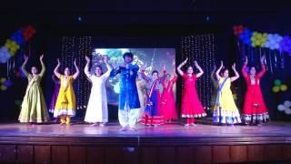Kathak/ Bollywood- Devesh Mirchandani- (Roma's Dance School- Mysore)