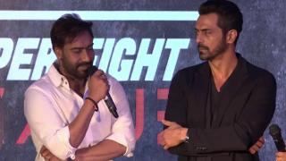 Fan does a suicide act for Ajay Devgn