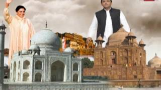 watch our special 'chunavi rath' from hapur
