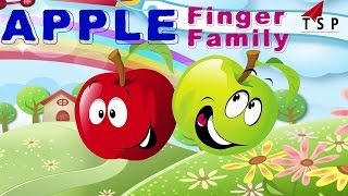 Finger Family Songs Latest - Apple Finger Family - Baby Nursery Rhymes | TSP Kids Rhymes