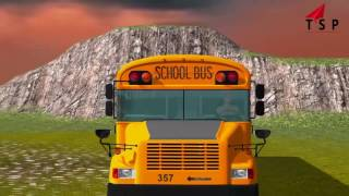 Wheels On the Bus Latest Popular Nursery Rhymes 2016 | Children Nursery Rhymes | TSP Kids Rhymes