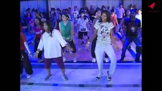 Funny Dance party Indian dancing night party Fitness dance