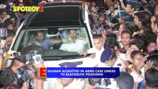 Salman Khan Acquitted By Jodhpur Court In 1998 Arms Act Case   Bollywood News