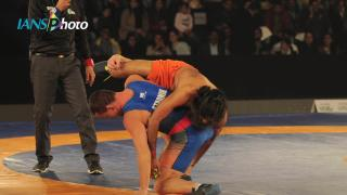 Baba Ramdev dazzles in promotional PWL bout
