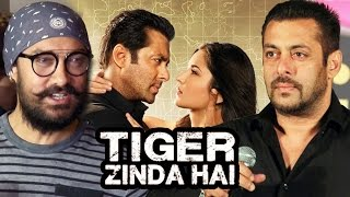 Salman Khan Took Aamir Khan's Permission To Release Tiger Zinda Hai On Christmas