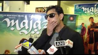 Priyanshu Chatterjee and Talat Aziz talk about their upcoming film Majaz #Bollywood Bhaijan