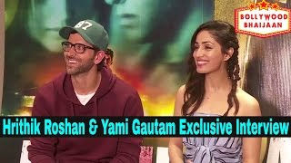 Exclusive Special Interview Of Hrithik Roshan & Yami Gautam For ''Kaabil''