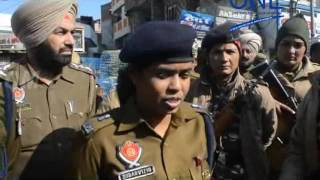 elections in punjab 2017 full checking by jalandhar police and paramilitary force