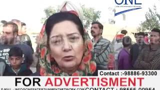 dinanagar chunav prachaar aruna chaudry elections 2017 punjab   congress