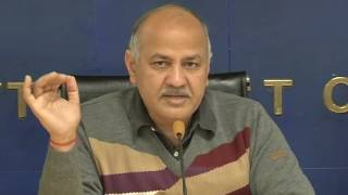 Manish Sisodia on Nursery Admission SC order schools not to hike fee without govt approval