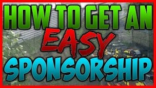 How To Get SponserShips For Youtube Channel (2017)