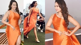 Sonakshi Sinha - Monisha Jaisingh Opening with Show Stopper Sonakshi For LFW