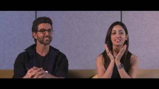 Hrithik Roshan and Yami Gautam Exclusive Facebook Interview | Kaabil Hindi Movie |  Hrithik Roshan