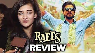 Akshara Haasan REVIEW For Shahrukh's RAEES - Its Different!