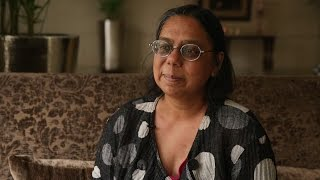 """India, don't spend on guns, spend on our girls,"" says Ruchira Gupta"