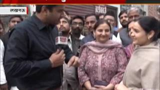exclusive interview with aparna yadav sp candidate from lucknow cant