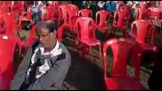 jalandhar mein modi ki rally mein unke speech dauraan kursiyaan rahi khaali