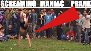 Screaming Maniac Prank Pranks In India ANB Team