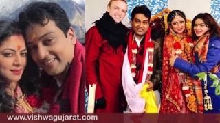 Kavita Kaushik Ties Knot to Ronnit Biswas in Lap of Kedarnath