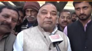 exclusive interview With sapa minister ravidas mehrotra