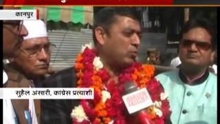 exclusive interview with congress candidate from kanpur cantt vidhan sabha