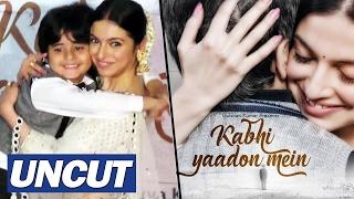 Kabhi Yaadon Mein SONG LAUNCH | Divya Khosla Kumar | T-series