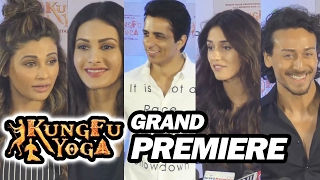 Kung Fu Yoga GRAND PREMIERE | FULL VIDEO | Sonu Sood, Disha Patani, Amyra Dastur, Daisy Shah