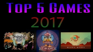 Top 5 Games January 2017