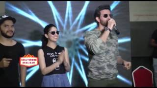 Hritik Roshan and Yami Gautam Attend Mithibai College Festival - Bollywood Bhijan
