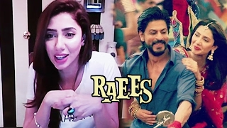 Mahira Khan OPENS On The Best Compliment Received For RAEES - Shahrukh Khan